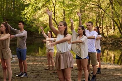 Dance Film - Calliie Lacinski