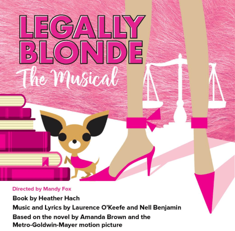 © The Ohio State University Department of Theatre, 2018 Legally Blonde, The Musical (Photo by Jodi Miller)